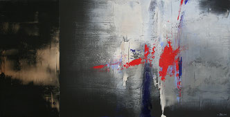 Carole Bécam - Artiste peintre - Monde persistant