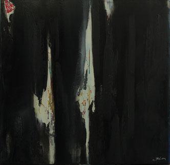 Carole Bécam - Artiste peintre - Série Espace d'un rêve - Peinture originale -2016