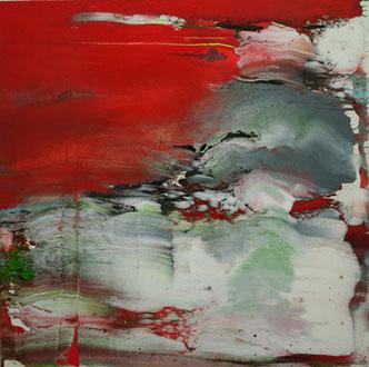 Carole Bécam - Artiste peintre - Série Espace d'un rêve - Inédit
