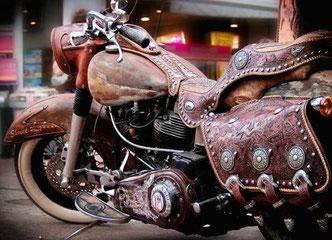 Harley Davidson Shovelhead Baujahr 1982