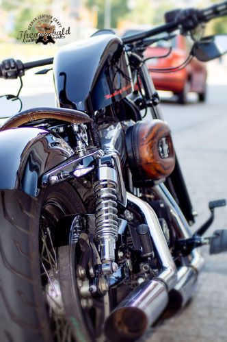 Harley Davidson Sportster fortyeight
