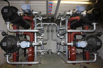 Heisswasserzentrale, Hallerstrasse 8, Bern