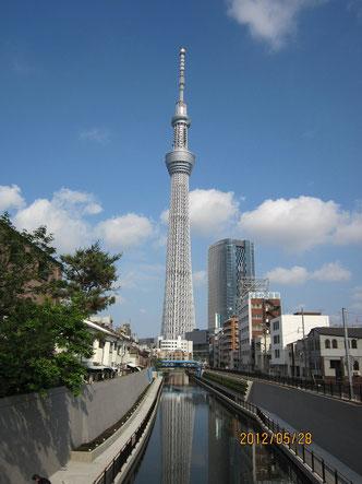 2012年5月 十間橋
