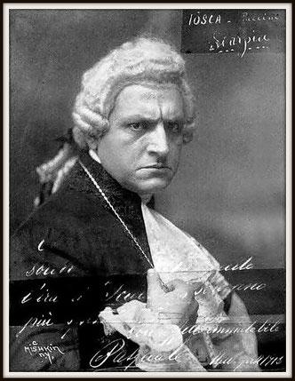 Pasquale Amato - Tosca