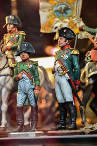 Nappi goes Waterloo - Gesehen in einem Geschäft in der Nähe des Louvre