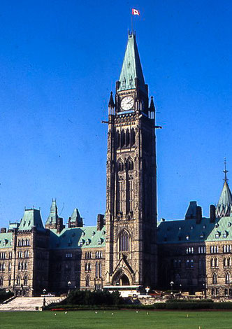 Ottawa - Hauptstadt Kanadas