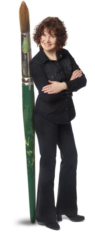 Jennifer Horn, Grafikdesign, Werbeagentur