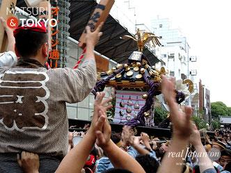浅草神社, 本社一之宮神輿, 三社祭