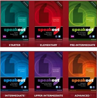 Speakout book