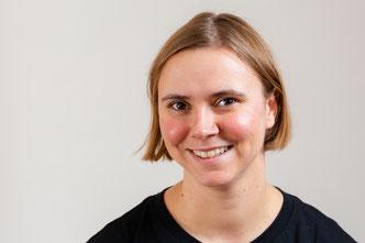 Portraitfoto von Kitaleiterin Tanja Scharwat