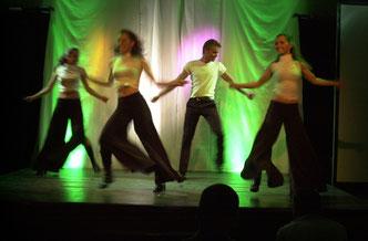 Show, Showact, Tanz, Tänzer