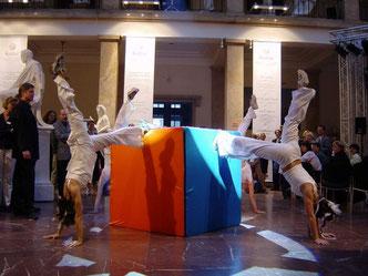Tanz, Choreographie, Show