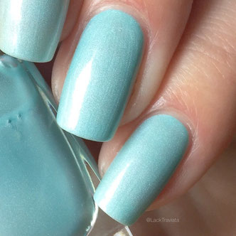 BeYu Satin Effect Nail Lacquer Arctic Glaze