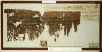Papiro Sallier I (foto egiptologia.com)