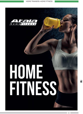 Catalogo Home fitness 2017
