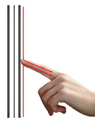 Capacitive touchscreens