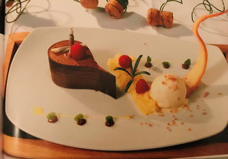Wolfgangs Seelenschmeichler: das unwiderstehliche Schokoladen-Ingwer-Mousse