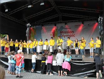 Lübz, Mission Olympic am 01.06.2013