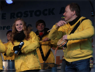 Rostock Lichtwoche am 09.11.2013