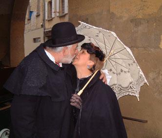 Festivités Saint Valentin de Roquemaure