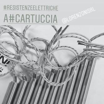 resistenze a cartuccia lorenzoni