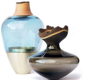 Die Produkte von Utopia & Utility leben durch das mundgeblasene Glas und geben ihnen einen ganz speziellen Charakter. Jedes Stück ist ein Unikat.