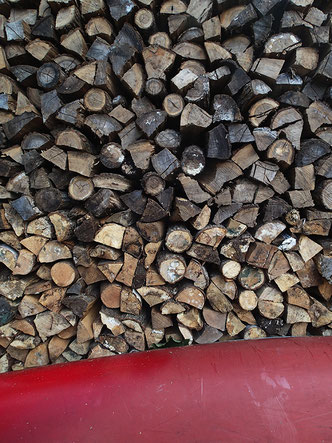 今回の震災がもし真冬だったら……そう想像するだけでもおっかない。冬でもいっさいの電源なしに暖がとれる燃料といえば、やっぱり薪。調理用の熱源にも、暖房にもなります。
