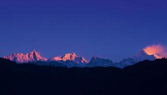 Sikkim, Reisen, Trekking, Darjeeling, Kangchendzönga, Kanchenjunga