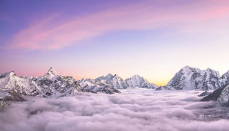 Nepal, Reisen, Trekking, Mount Everest, Ama Dablam, Namche Bazar