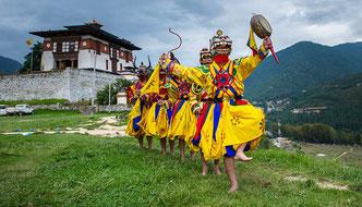 Bhutan, Reise, Trekking, Paro, Punakha, Tigernest, Bumthang