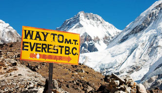 Nepal, Reise, Trekking, Everest Basecamp, Mount Everest