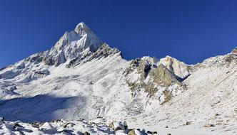 Fotograf, Thomas Zwahlen, Indien, Himalaya, Gangotri, Ganges, Shivling
