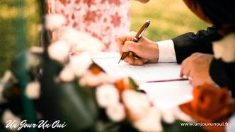 Récupérer votre dossier de mariage à la mairie - Un Jour Un Oui