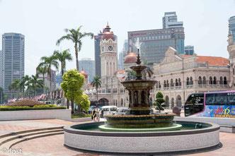 Kuala Lumpur Merdeka Square