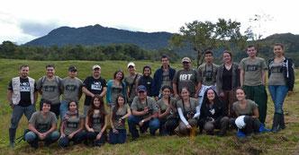 Curso de Bioseguridad y Manejo de Fauna en Colombia