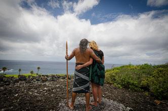 Lua Krieger - Kahu Naone, Heiler - Kahu Naone - Hawaii, Maui