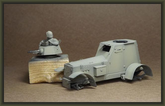 Polish Armored Car Wz.34