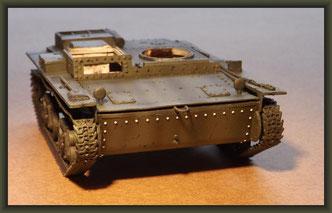 T-38 Soviet Light Amphibious Tank, Stage 5