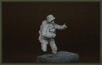Verdun 1916, 54mm Vignette