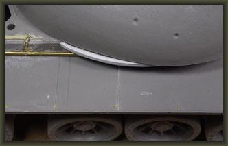 T-54-3 Tank, Diorama 1:35, Building Report
