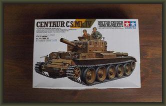 Tamiya 35232 Centaur C.S. Mk.IV British Cruiser Tank Mk.VIII,A27L
