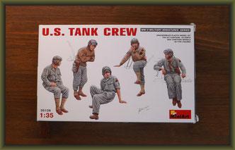 U.S. Tank Crew MiniArt - Nr. 35126 - 1:35