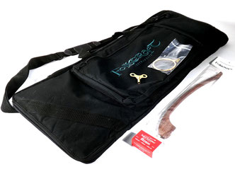 Pack d'accessoires offerts avec chaque psaltérion
