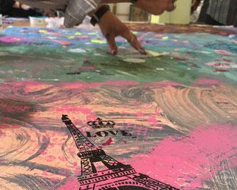 Neue Wege führen über die Kunst