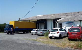 Le Hangar d'AIMA Médical, Salies de Béarn