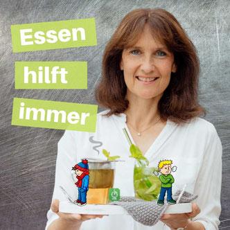 5 Elemente Ernährung mit Herz und Verstand Podcast Anja Orywol