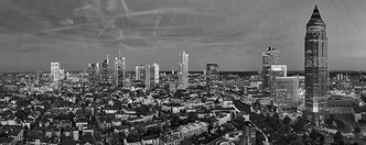 Skyline SW mit Messseturm