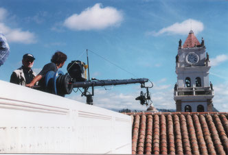 Stanton JimmyJib Camera Crane Sucre Bolivien  Palma de Mallorca