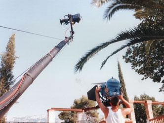 Stanton JimmyJib Camera Crane Palma de Mallorca