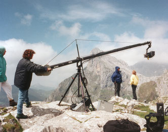 Stanton JimmyJib Camera Crane Picos de Europa Palma de Mallorca